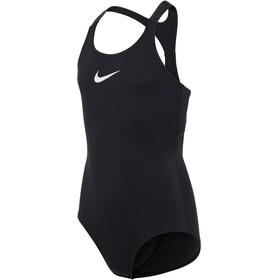 Nike Swim Essential Racerback One Piece Swimsuit Girls, zwart